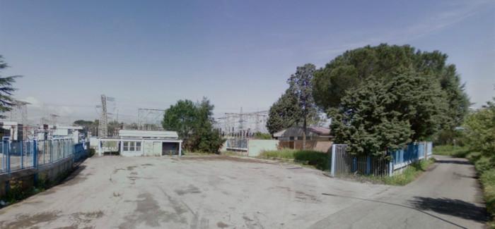Formello – centrale elettrica – valle muricana
