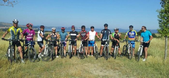 Giro del Lago di Martignano, Vallelunga e Campagnano Romano