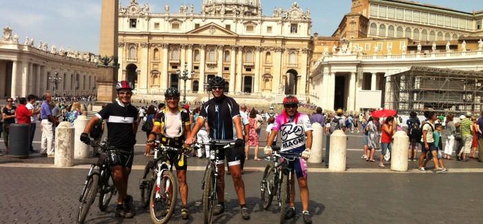 Da Formello a San Pietro attraverso Parchi e Ciclabili