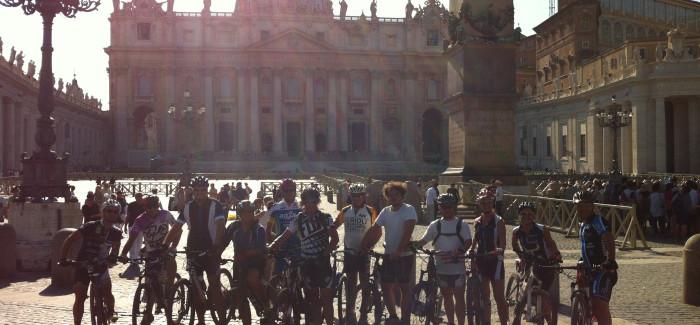 Tutti a San Pietro attraverso Parchi e Ciclabili