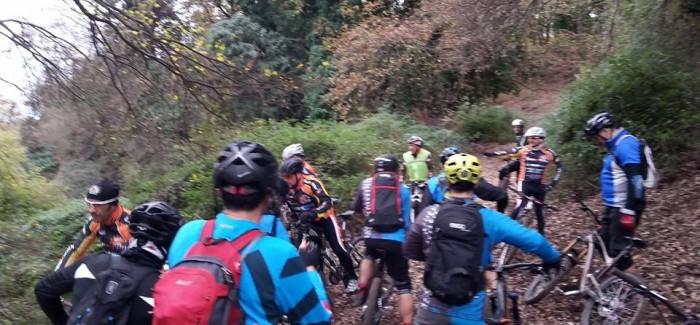 Uscita insieme agli Stonati Enduro Mtb e Bike Trade