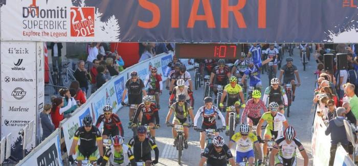 Alla conquista della 21a Südtirol Dolomiti Superbike