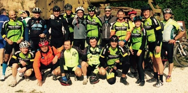 7^ Festa del Ciclista MTB di Civita Castellana