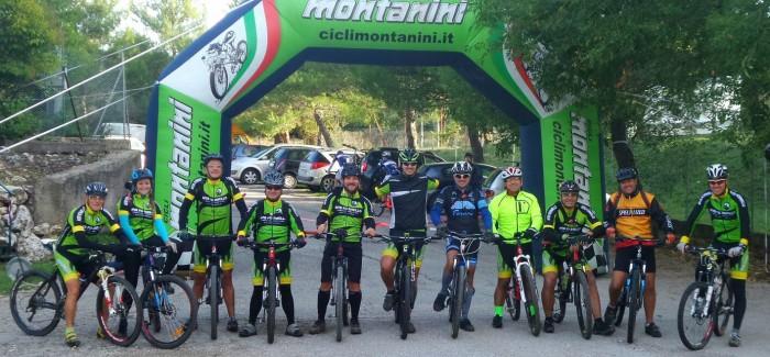I° cicloturistica Monte San Pancrazio