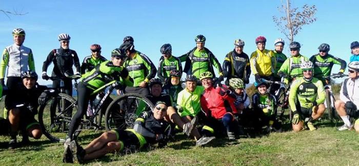 A Martignano con gli amici di Mountainfire Team Ladispoli