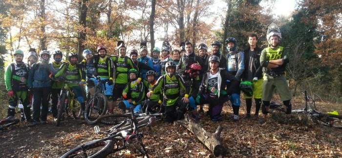 Raduno Enduro con gli amici di Stunt Bike Roma