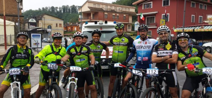 14° Cicloraduno di Valmontone