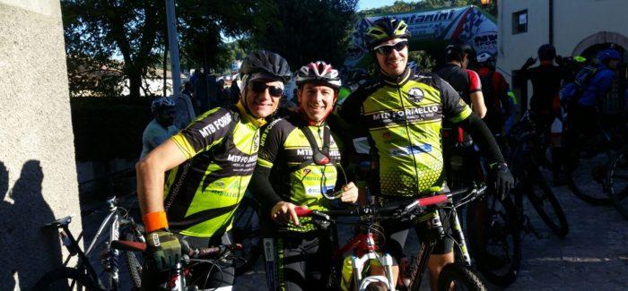 Cicloturistica Monte San Pancrazio 2016