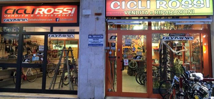 Partnership con CICLI ROSSI