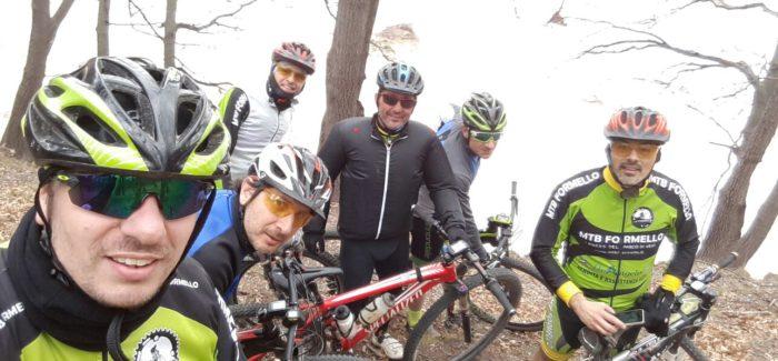 Uscita XCM: Bosco e Caldara di Manziana
