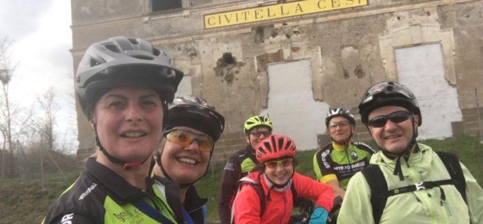 Sulla ferrovia abbandonata Capranica – Civitavecchia