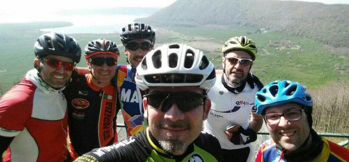 Giro del Lago di Vico in BDC