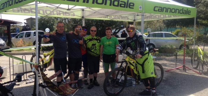 Riding Day Cannondale Moterra