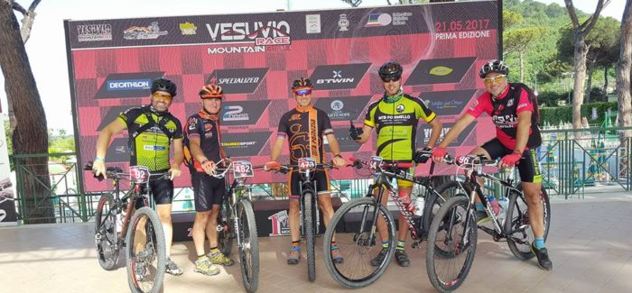 Vesuvio Mountainbike Race 2017