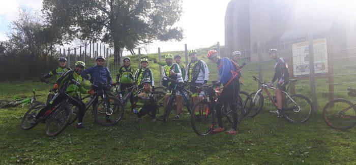 Monte Sughero e Cisterna del Castellaccio