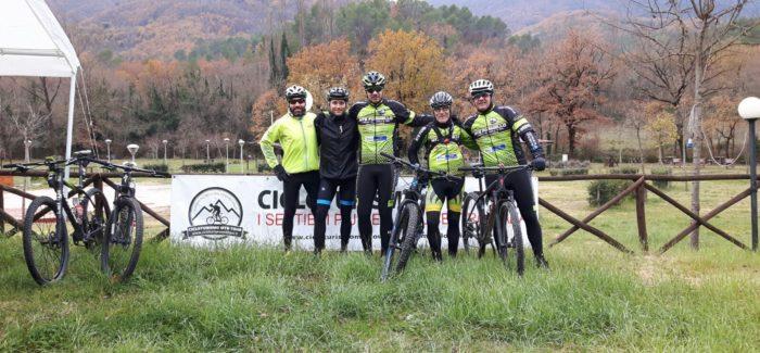 4a pedalata enogastronomica Borghi della Valserra