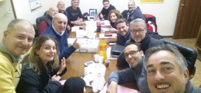 Corso Istruttori MTB C.S.A.IN. Roma 2018