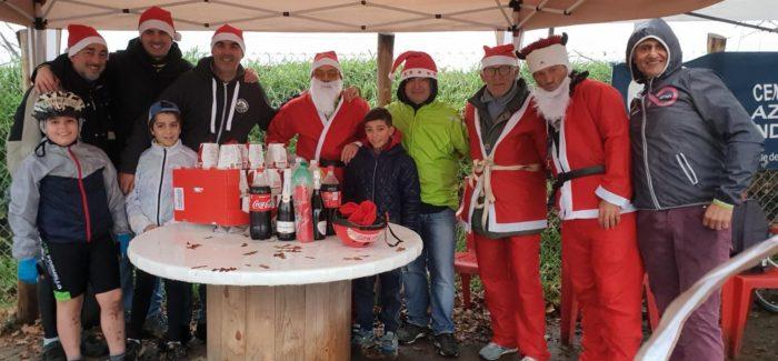 Festeggiando il Natale alla MTB Formello Bike School