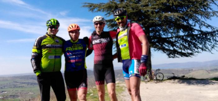 Giro BDC tra Tiberina e Monte Razzano