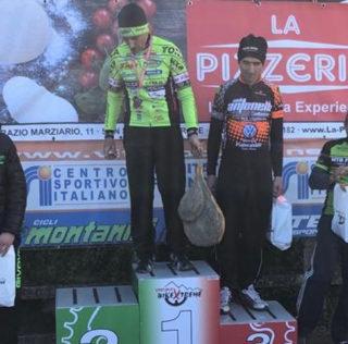 Soriano Bike Etreme 2019 Ettore Nurzia 4° classificato M6