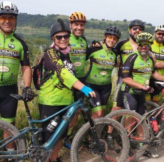 Giro del Lago di Martignano antiorario