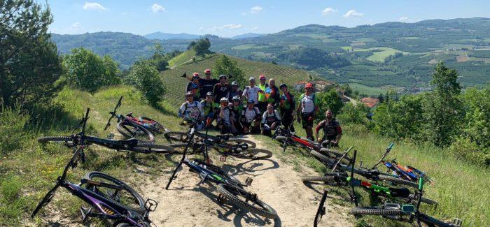 Raduno Turbo People Italy Bike Park Alta Langa