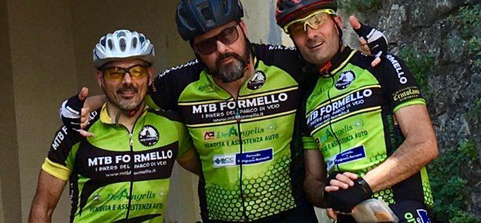 Giro del Monte Soratte fino all'eremo