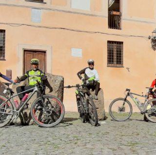 Calcata e Castel Fogliano