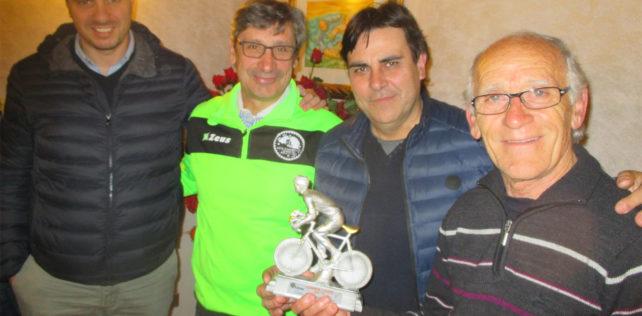 La MTB Formello Bike School premiata da CSAIN Ciclismo
