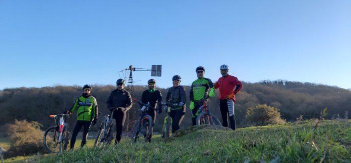 Giro della Befana tra Monte Musino e Monte Caminetto