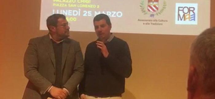 MTB Formello si presenta al Forum della Via Francigena nel Lazio
