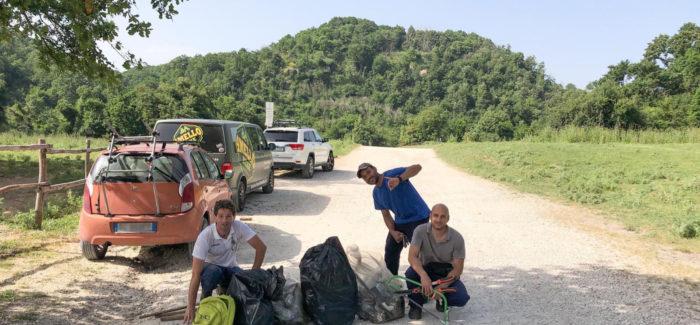 Manutenzione e pulizia straordinaria Valli del Sorbo