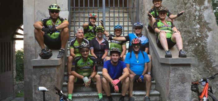 Giro MTB al borgo di Isola Farnese