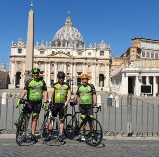 Giro in BDC a Piazza San Pietro
