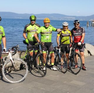 Giro del Lago di Bracciano in BDC