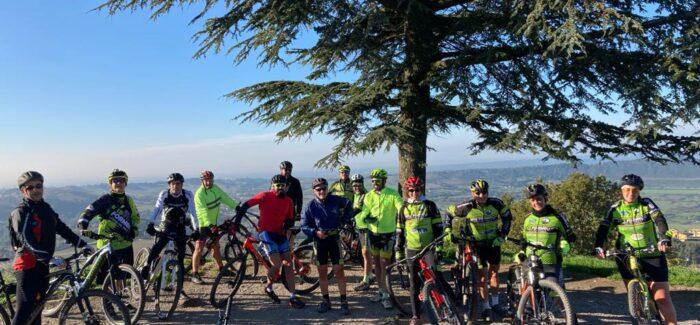 Monte Razzano, Martignano e Trevignano