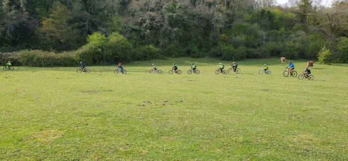 Un pomeriggio nelle valli del Sorbo con la MTB Formello Bike School