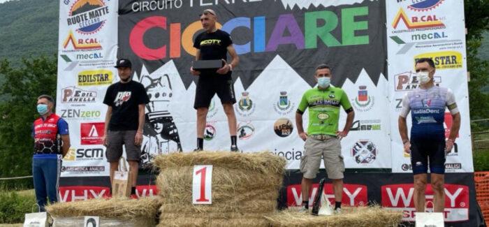 Ettore Nurzia torna sul podio – 3° di categoria alla GF Monte Siserno