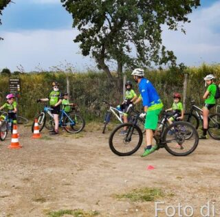 Inarrestabili piccoli bikers!