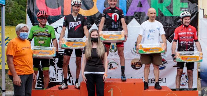 Ettore Nurzia 4° alla Granfondo Lepini Bike Race