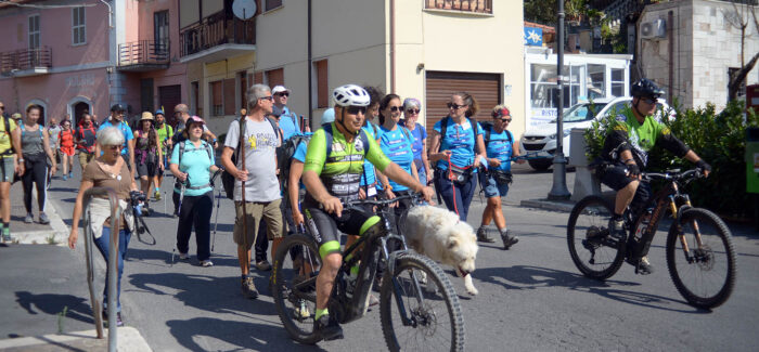 Via Francigena ROAD to ROME 2021 tappa di Formello